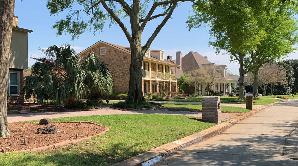a neighborhood in Kenner, a city where we provide cash home buying services