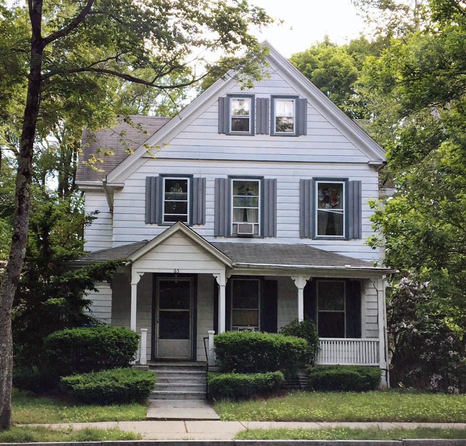 selling an inherited house